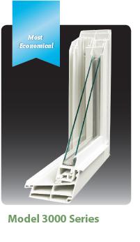 3000 Series Window