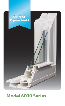 6000 Series Double Hung